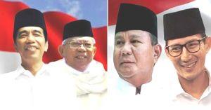 Unggul Tipis, Suara Jokowi - Ma'ruf Meledak di Batang Asam, Prabowo-Sandi Kuasai Tungkal Ilir