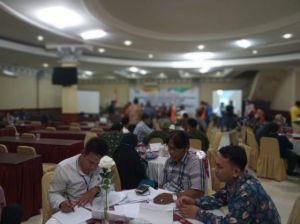 Dua Hari Pleno Rekapitulasi Kabupaten Muaro Jambi, Bawaslu Sebut Seluruh Kendala Bisa Diatasi