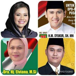 Ria Mayang Sari Posisi Teratas Perolehan Suara DPD RI, Berikut Prediksi 4 Besarnya