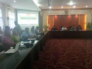Komisi IV Sambangi Dinas Sosial Provinsi Jawa Barat