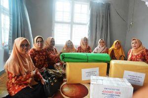 DWP Provinsi Jambi  Berbagi Kasih Santuni Anak Panti Asuhan Baiturahman