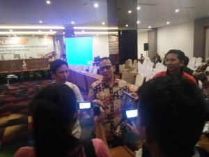 KPU Sampaikan Permohonan Maaf Soal Macang Ompong, Subhan: Saya Tarik Ucapan Sebelumnya