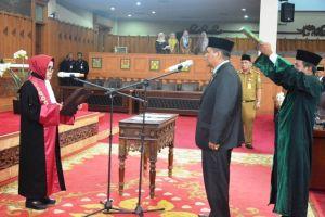 Gantikan Chumaidi Zaidi, Zainul Arfan Resmi Dilantik jadi Wakil Ketua