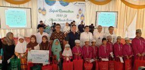Pertamina EP Asset 1 Berbagi Berkah Ramadhan ke Pesantren Tahfidz dan Panti Asuhan Jambi