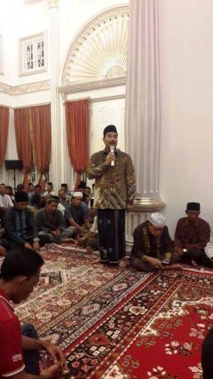 Dukung Pesantran Kilat, SAH Ingin Pembelajaran Ilmu Agama dan Umum Berimbang