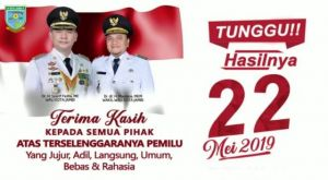Pemilu Sukses di Kota Jambi,  Fasha Minta Jaga Suasana Kondusif Menunggu Hasil Pemilu 22 Mei