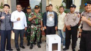 Pemilu 2019 di Jambi Aman, Jurdil, transparan dan Demokratis