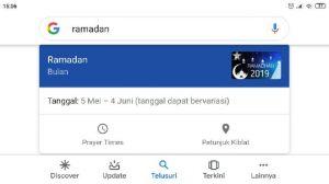 6 Fitur Google Ini Bisa Temani Aktivitas Ramadan Anda