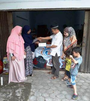 Saut: Hari Ini 2 Truk Bantuan Dari Ibu-ibu di Jambi Diantar ke Pangkal Duri Tanjabtim