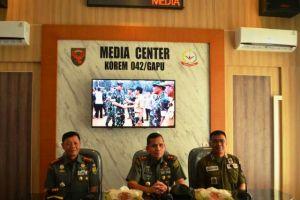 Selain untuk Siaga Bencana, Media Center Makorem 042/Gapu Siaga Mudik Lebaran