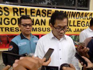 Sempat Kabur ke Jakarta, Akhirnya Pemodal Minyak Ilegal di Batanghari Diciduk Polda Jambi
