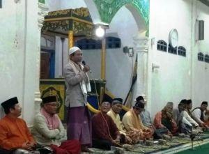 Safari Ramadhan ke Desa Bukit Subur, Ini Pesan Mashuri