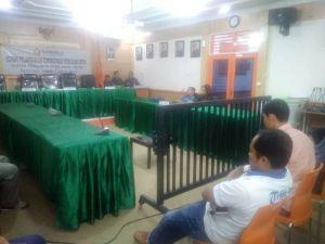 Sidang Putusan, Komisioner KPU Bungo dan PPK Limbur Lubuk Mengkuang Tidak Hadir