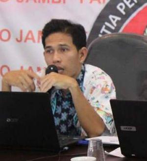 Kasus Caleg PDIP Muaro Jambi Usman Halik, Bawaslu Masih Lakukan Kajian