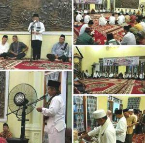 Wabup Tutup Safari Ramadhan Pemkab Kerinci