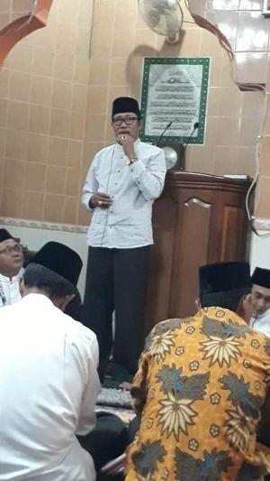 Safari Pemkot Sungaipenuh Berlanjut Ke Masjid Taqwa Tanah Kampung