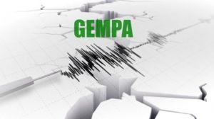 Gempa Bermagnitudo 5,5 Guncang Cilacap, Terasa sampai Bandung