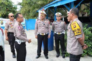 Dirlantas Polda Jambi Pinta Personil Jaga Diri dan Tingkatkan Patroli