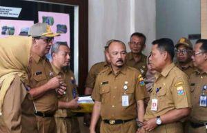 Sidak Pertama Masuk Kerja, Pegawai Dinas PUPR Provinsi Paling Banyak Alpa