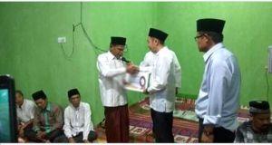 Ketua DPRD Penuhi Undangan Warga Sungai Ning dan Koto Duo