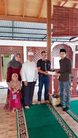 BKPRMI Kota Jambi Serahkan Bantuan Buku ke Rumah Tahfidz Yayasan Berkah Nur Inka
