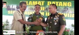 Terimakasih Sudirman, Anak SAD Bisa Jadi Prajurit TNI