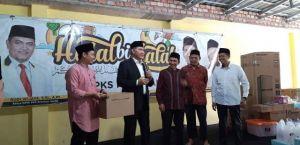 Halal Bi Halal bersama PKS, Fasha Puji Soliditas PKS