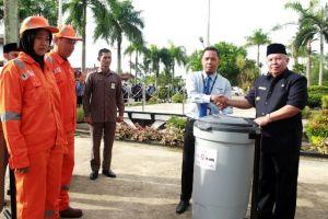 Safrial: Upaya Pengendalian Polusi Udara Dengan Menanam Pohon