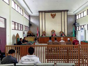 BREAKING NEWS: 5 Terdakwa Kasus Coblos 2 Kali Dijatuhi Hukuman 5 Bulan Percobaan
