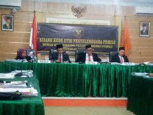 Tanggapi Aduan Terkait Caleg Pindah Parpol, DKPP RI: Jika Masih Aktif, Mereka Wakili Partai Apa?