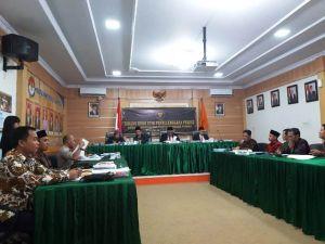 KPU Sarolangun Jalani Sidang Etik Terkait Caleg Pindah Parpol