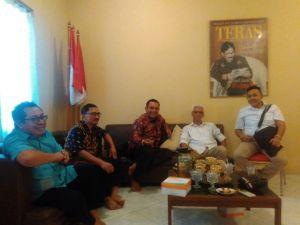 Tokoh Pers Banten Ini Dapat Dukungan Nyalon Walikota Cilegon