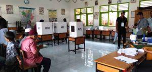 Pemilihan Ketua RT 22 Alam Barajo Dibuat Ala Pemilu 2019, Begini Suasananya