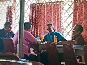 3 Parpol Koalisi Bertemu Dengan Al Amin Nasution,  Ini kata Hanura