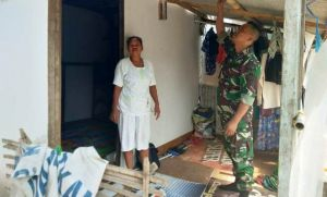 ''Terimakasih Pak Tentara Rumah Saya Direhab''