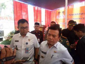BNN Jambi Sosialisasi di Merangin, Al Haris Akan Cegah Narkoba Lewat Pertisun