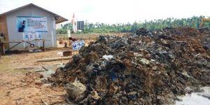 Dugaan Pengemplang Pajak Mencuat pada Pembangunan Gardu Induk di Tanjabbar