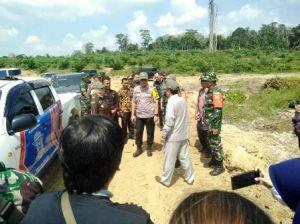 Progres Jalan Baru TMMD Kodim 0415/Bth Sudah 40 Persen