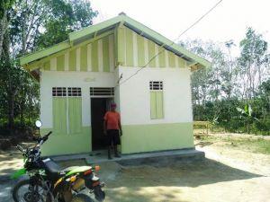 Ini Penampakan Rumah Khusnin yang Selesai Dibedah Lewat Program TMMD