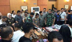 Pasca Penangkapan Puluhan Kelompok SMB, Pangdam II/SWJ Turun ke Jambi