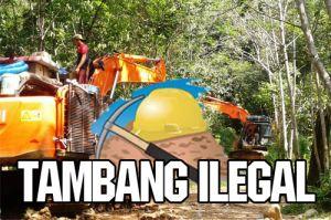 Daedhline Bupati 3 Minggu, Alat Berat Makin Tak Terbendung Garap Kacamatan Siau