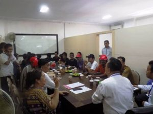 Pasca Penangkapan Kelompok SMB, Para Temenggung Warga SAD Datangi Mapolda Jambi