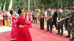 Danrem 042/Gapu: TMMD Bantu Percepat Pembangunan dan Tingkatkan Kemanunggalan TNI dan Rakyat