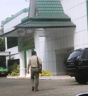 3 Orang Saksi Pembangunan Auditorium UIN STS Jambi Diperiksa Kejati Jambi