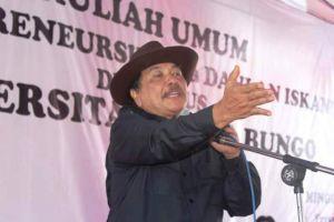 Sikapi Pilgub Jambi,  Zulfikar Ahmad Sebut Belum Ada Yang Visioner