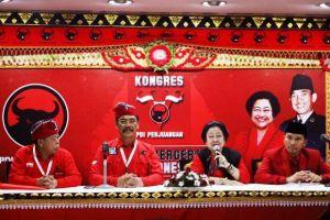 Megawati Umumkan Pengurus DPP PDIP, Ini Struktur Lengkapnya