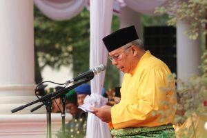 Hari Jadi Tanjab Barat ke 54, Bupati Safrial Harapkan Tanjab Barat Semakin Maju dan Jaya