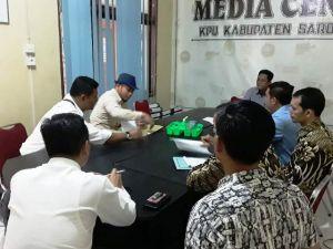 Sebelum Penetapan, Aliansi Pemuda Sarolangun Tuntut KPU Taati PKPU Soal Caleg Pindah Parpol