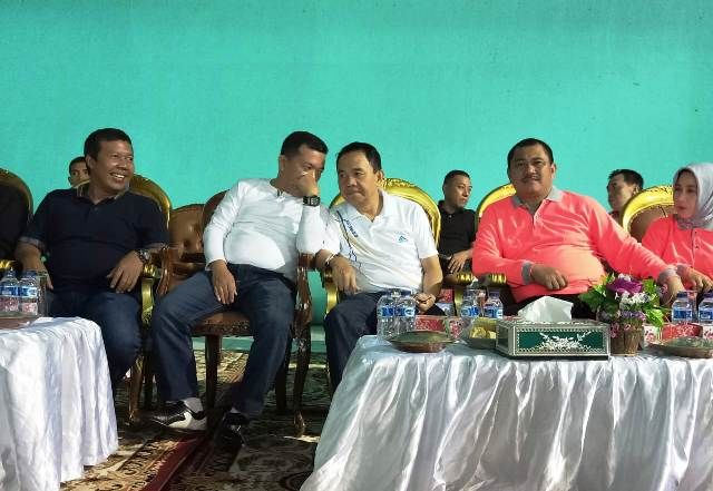4 Bupati bertemu di Bungo baru-baru