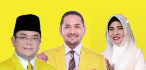 Golkar Ajukan Ivan Wirata, Maimasnah, dan Pinto Jadi Pimpinan DPRD Provinsi Jambi